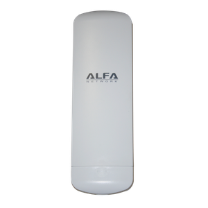 Thumbnail for the ALFA Network N2 router with 300mbps WiFi, 2 100mbps ETH-ports and                                          0 USB-ports