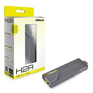 ASRock H2R HDMI Dongle Default Password & Login, Manuals