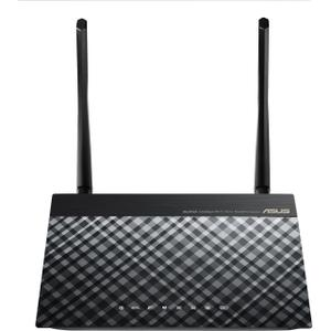 Thumbnail for the ASUS DSL-N12E router with 300mbps WiFi, 4 100mbps ETH-ports and                                          0 USB-ports
