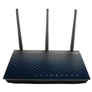 Thumbnail for the ASUS DSL-N55U router with 300mbps WiFi, 4 Gigabit ETH-ports and                                          0 USB-ports