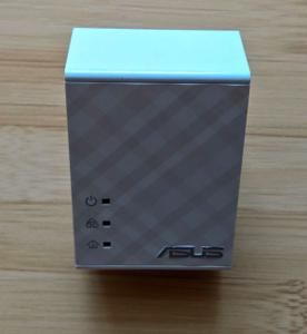 Thumbnail for the ASUS PL-E41 router with No WiFi, 1 100mbps ETH-ports and                                          0 USB-ports