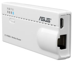 Thumbnail for the ASUS WL-330 router with 11mbps WiFi, 1 100mbps ETH-ports and                                          0 USB-ports