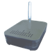 The Accton MR3201A router has 54mbps WiFi, 1 100mbps ETH-ports and 0 USB-ports. It also supports custom firmwares like: dd-wrt, OpenWrt