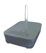 Thumbnail for the Accton MR3201A router with 54mbps WiFi, 1 100mbps ETH-ports and                                          0 USB-ports