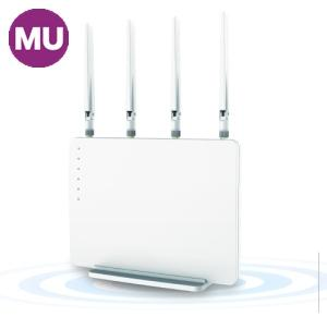 Thumbnail for the Acelink BR-6774AD router with Gigabit WiFi, 4 Gigabit ETH-ports and                                          0 USB-ports