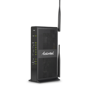 Thumbnail for the Actiontec F2300 router with Gigabit WiFi, 4 Gigabit ETH-ports and                                          0 USB-ports
