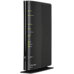The Actiontec R3000 router with Gigabit WiFi, 4 Gigabit ETH-ports and                                              0 USB-ports