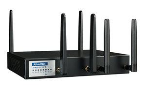 Thumbnail for the Advantech FWA-1012VC router with Gigabit WiFi, 6 Gigabit ETH-ports and                                          0 USB-ports