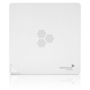 Thumbnail for the Aerohive AP121 router with 300mbps WiFi,   ETH-ports and                                          0 USB-ports