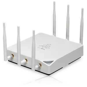 Thumbnail for the Aerohive HiveAP 350 router with 300mbps WiFi, 2 Gigabit ETH-ports and                                          0 USB-ports