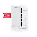 The AirTies Air 4930 router with Gigabit WiFi, 2 Gigabit ETH-ports and                                              0 USB-ports