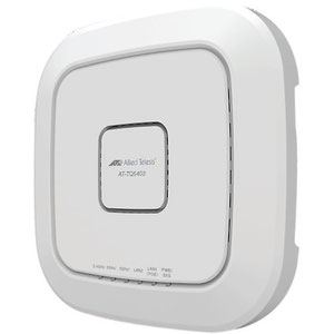 Thumbnail for the Allied Telesis AT-TQ5403e router with Gigabit WiFi, 1 Gigabit ETH-ports and                                          0 USB-ports