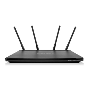 Thumbnail for the Amped Wireless APA2600M router with Gigabit WiFi, 4 Gigabit ETH-ports and                                          0 USB-ports