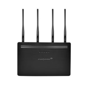 Thumbnail for the Amped Wireless RE2600M router with Gigabit WiFi, 4 N/A ETH-ports and                                          0 USB-ports
