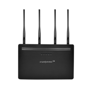 Thumbnail for the Amped Wireless RTA2600-R2 router with Gigabit WiFi, 4 Gigabit ETH-ports and                                          0 USB-ports