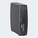 The Arris DG860P2 router has 300mbps WiFi, 4 Gigabit ETH-ports and 0 USB-ports.