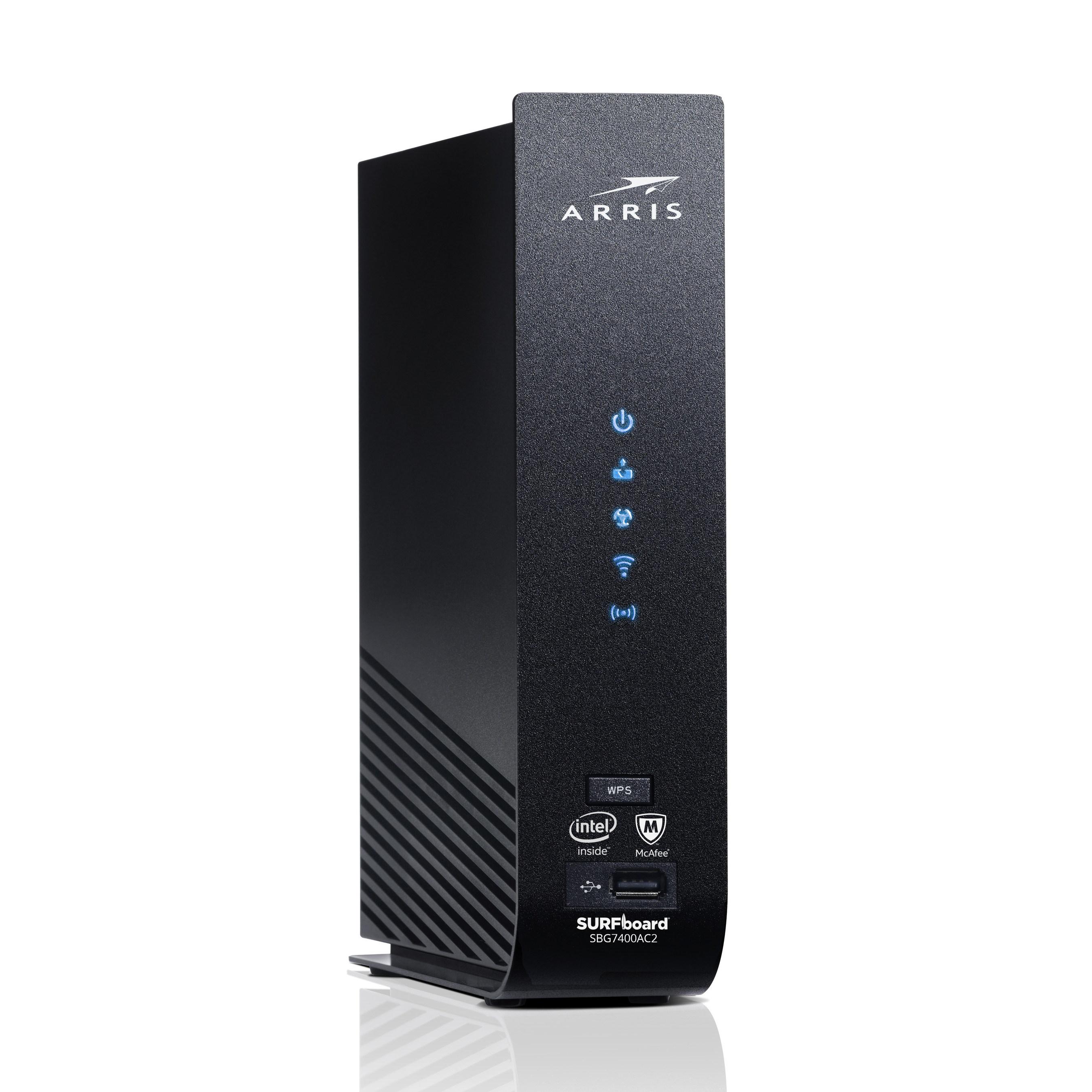 Arris Sbg7400 Ac2 Default Password Amp Login Manuals
