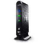 The Arris VAP4402 router with Gigabit WiFi, 2 Gigabit ETH-ports and                                              0 USB-ports