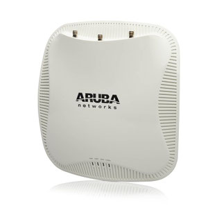 Thumbnail for the Aruba Networks AP-114 (APIN0114) router with 300mbps WiFi, 1 Gigabit ETH-ports and                                          0 USB-ports