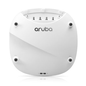 Thumbnail for the Aruba Networks AP-344 router with Gigabit WiFi, 2 100mbps ETH-ports and                                          0 USB-ports
