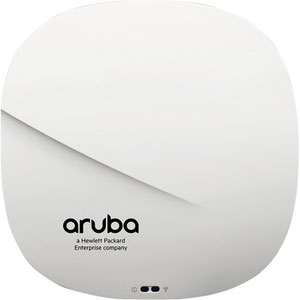 Thumbnail for the Aruba Networks AP-345 (APIN0345) router with Gigabit WiFi, 2 Gigabit ETH-ports and                                          0 USB-ports