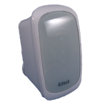The Aztech WL580E router with 300mbps WiFi, 1 100mbps ETH-ports and                                                  0 USB-ports
