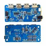 The Banana Pi Banana Pro router with 300mbps WiFi, 1 Gigabit ETH-ports and                                                  0 USB-ports