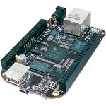 The BeagleBoard.org CircuitCo BeagleBone Black router with No WiFi, 1 100mbps ETH-ports and                                              0 USB-ports