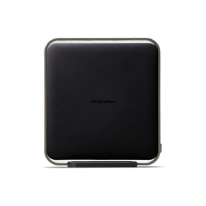 Thumbnail for the Buffalo WCR-HP-G300 router with 300mbps WiFi, 4 100mbps ETH-ports and                                          0 USB-ports