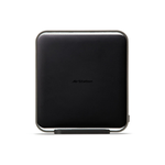 The Buffalo WCR-HP-G300 router with 300mbps WiFi, 4 100mbps ETH-ports and                                              0 USB-ports
