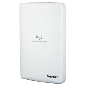 Thumbnail for the COMFAST CF-E316N router with 300mbps WiFi, 2 100mbps ETH-ports and                                          0 USB-ports