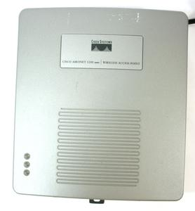 Thumbnail for the Cisco AIR-AP1220B-A-K9 router with 11mbps WiFi, 1 100mbps ETH-ports and                                          0 USB-ports