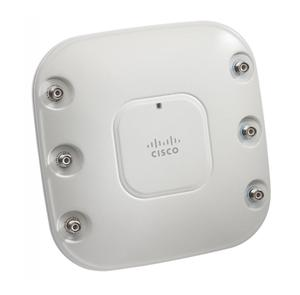 Thumbnail for the Cisco AIR-CAP3502E-A-K9 router with 300mbps WiFi, 1 Gigabit ETH-ports and                                          0 USB-ports