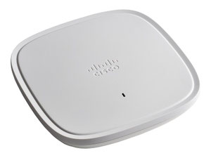 Thumbnail for the Cisco C9117AXI-B router with Gigabit WiFi, 1 Gigabit ETH-ports and                                          0 USB-ports
