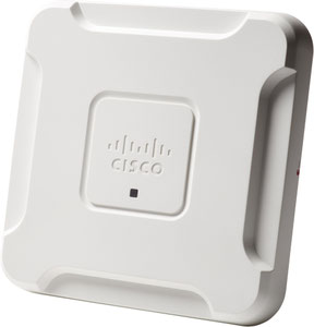 Thumbnail for the Cisco WAP581 router with Gigabit WiFi, 1 N/A ETH-ports and                                          0 USB-ports