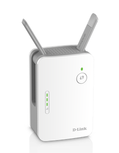 Thumbnail for the D-Link DAP-1610 rev A1 router with Gigabit WiFi, 1 100mbps ETH-ports and                                          0 USB-ports