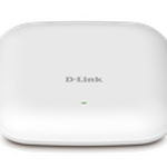 The D-Link DAP-2620 rev A1 router with Gigabit WiFi, 1 N/A ETH-ports and                                                  0 USB-ports