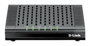 Thumbnail for the D-Link DCM-301 router with No WiFi, 1 Gigabit ETH-ports and                                          0 USB-ports