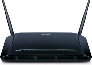 Thumbnail for the D-Link DIR-632 router with 300mbps WiFi, 8 100mbps ETH-ports and                                          0 USB-ports