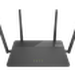 The D-Link DIR-878 rev A1 router with Gigabit WiFi, 4 Gigabit ETH-ports and 0 USB-ports