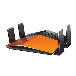Thumbnail for the D-Link DIR-879 router with Gigabit WiFi, 4 Gigabit ETH-ports and                                          0 USB-ports