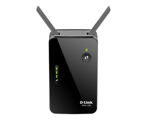 Thumbnail for the D-Link DRA-1360 router with Gigabit WiFi, 1 Gigabit ETH-ports and                                          0 USB-ports
