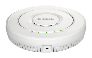 Thumbnail for the D-Link DWL-8620AP rev A1 router with Gigabit WiFi, 2 Gigabit ETH-ports and                                          0 USB-ports