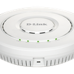 The D-Link DWL-8620AP rev A1 router with Gigabit WiFi, 2 Gigabit ETH-ports and                                                  0 USB-ports