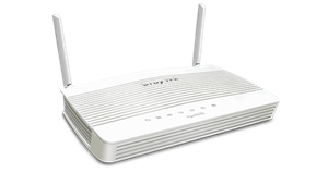 Thumbnail for the DrayTek Vigor2620 router with 300mbps WiFi, 1 Gigabit ETH-ports and                                          0 USB-ports