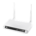 The Edimax BR-6475nD router has 300mbps WiFi, 4 Gigabit ETH-ports and 0 USB-ports.