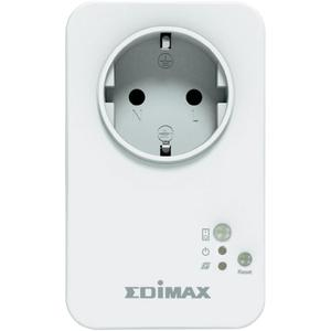 Thumbnail for the Edimax SP-1101W router with 300mbps WiFi,  N/A ETH-ports and                                          0 USB-ports