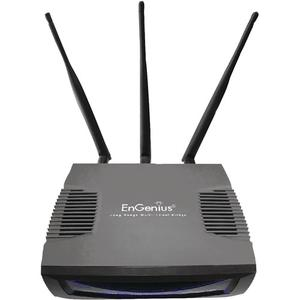Thumbnail for the EnGenius ECB9500 router with 300mbps WiFi, 1 Gigabit ETH-ports and                                          0 USB-ports
