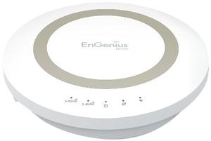 Thumbnail for the EnGenius ESR1750 router with Gigabit WiFi, 4 N/A ETH-ports and                                          0 USB-ports