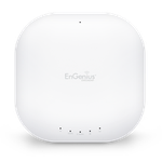 The EnGenius EWS380AP router with Gigabit WiFi, 2 Gigabit ETH-ports and                                                  0 USB-ports